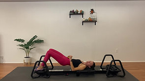 Lagree Fitness with Microformer Even Legs