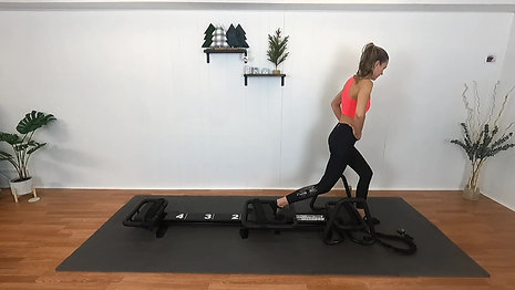 Lagree Fitness with Microformer - December 29 2020