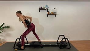 Lagree Fitness with Microformer - October 07 2020
