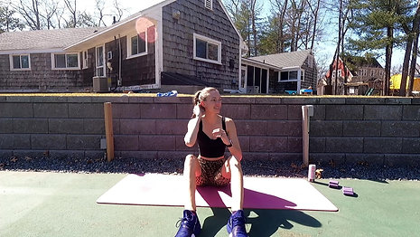 Outdoor Stretch