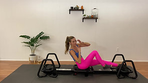 Lagree Fitness with Microformer - September 18 2020