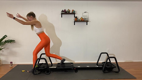 Lagree Fitness with Microformer - October 02 2020