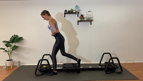 Lagree Fitness with Microformer - October 14 2020