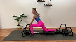 Lagree Fitness Microformer Stretch