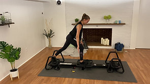 Lagree Fitness with Microformer - August 18 2020