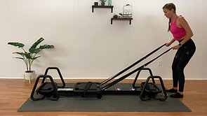 Lagree Fitness with Microformer - Arms & Abs Aug 31 2020