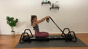 Lagree Fitness with Microformer - Cable Arms August 26 2020