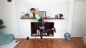 Barre Total Body - May 10 2021