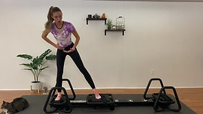 Lagree Fitness with Microformer - September 16 2020