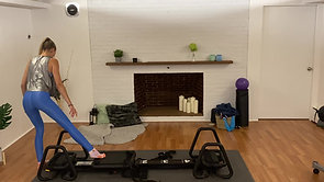 Lagree Fitness with Microformer Light Spring Legs - Aug 15 2020