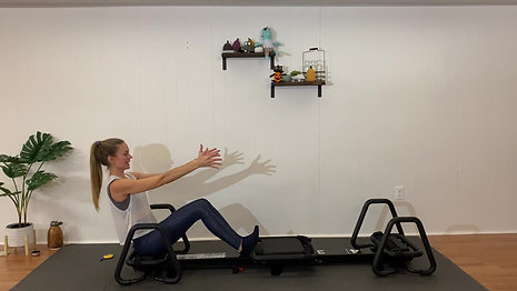 Lagree Fitness with Microformer - October 12 2020