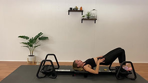 Lagree Fitness with Microformer Legs Only - September 17 2020