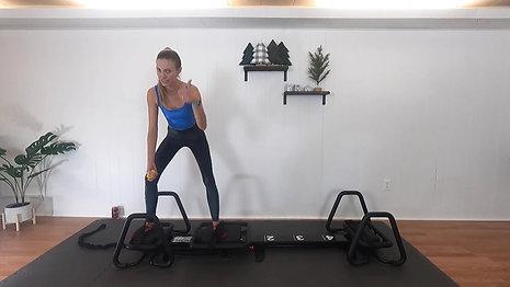 Lagree Fitness with Microformer - November 30 2020