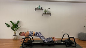 Lagree Fitness with Microformer - August 24 2020