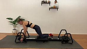 Lagree Fitness with Microformer Obliques - September 30 2020