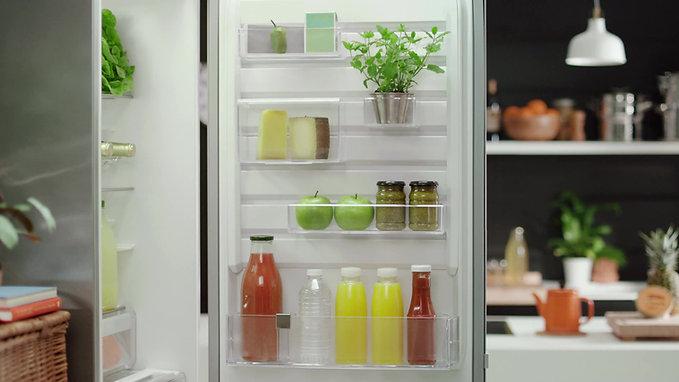 Nuovi frigoriferi Electrolux