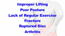 Mechanical Motion Therapy for the Low Back