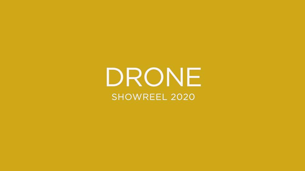 SHOWREEL DRONE 2020
