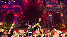 Flo Rida takes over the crowd at Angel Ball