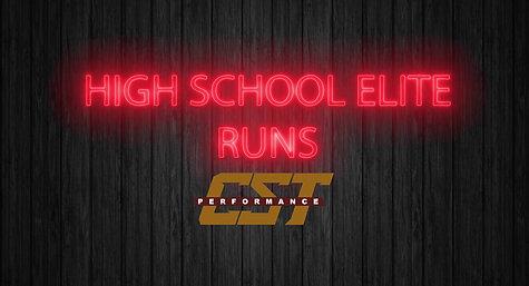 ELITE 15 HIGH SCHOOL RUNS