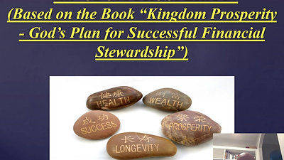 Kingdom Prosperity (Workshop)