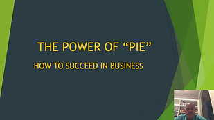 The Power of P.I.E. (Workshop)