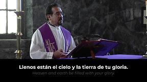 Holy Eucharist Form B
