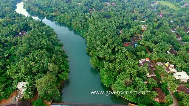 Goa Tourism Film Drone
