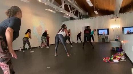 Divine Dance Class