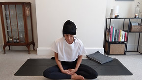 Yin Yoga and the Breath