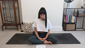 Yin Yoga to Balance Our Busy Lives