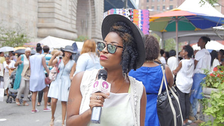 Get Chic w/Keisha G - Essence Street Style Block Party