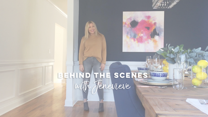 Behind The Scenes with Jenevieve | Sherman Ave