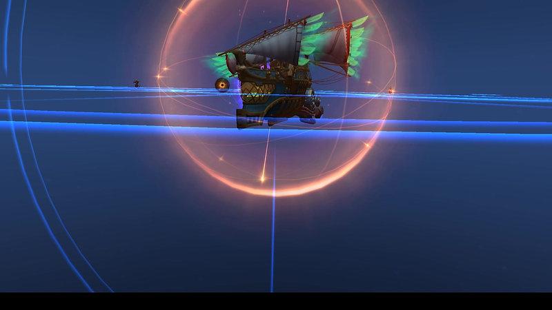 Spirit of Freedom Shipskin