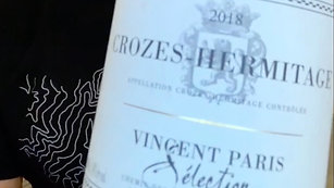#winowednesday: Vincent Paris Selection Crozes-Hermitage 2018