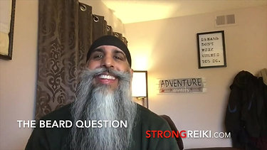 Meet Ravi & The Beard Question