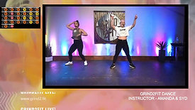 GRIND2FIT DANCE 3/15