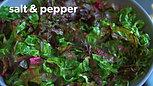 Pecan Chia Seed Jam Crusted Salmon