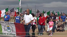 Columbus Day Parade in Dallas 2014