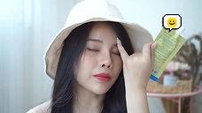 รีวิวครีมซอง Snowgirl Vitamin C & Peptide Gel