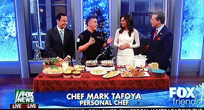 Chef Mark Talking Turkey