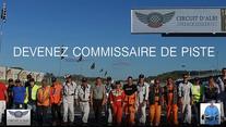 DEVENEZ COMMISSAIRE DE PISTE