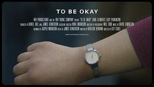 To be Okay