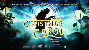 A Christmas Carol | Trailer | 404 Productions & Royal Victoria Country Park