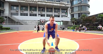 Cone and Ladder Dribbling