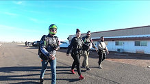 Skydiving teaser