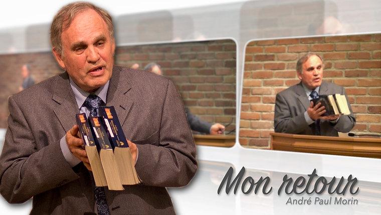 Mon retour · André Morin
