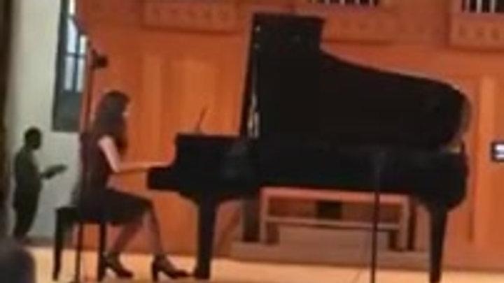 Scriabin: Etude op.8 no.5, E major