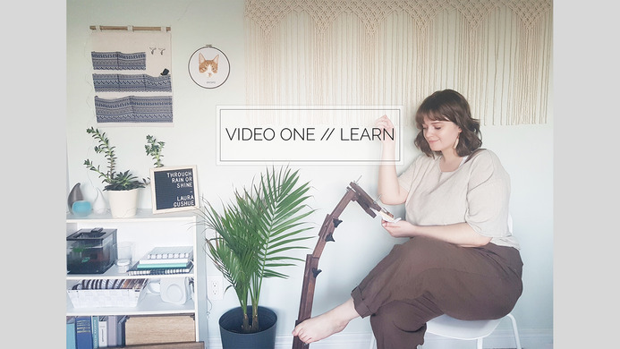 VIDEO ONE // LEARN