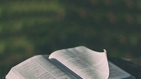 Key #1- Making a Time and Place for Bible Study - The Prophetic Voice